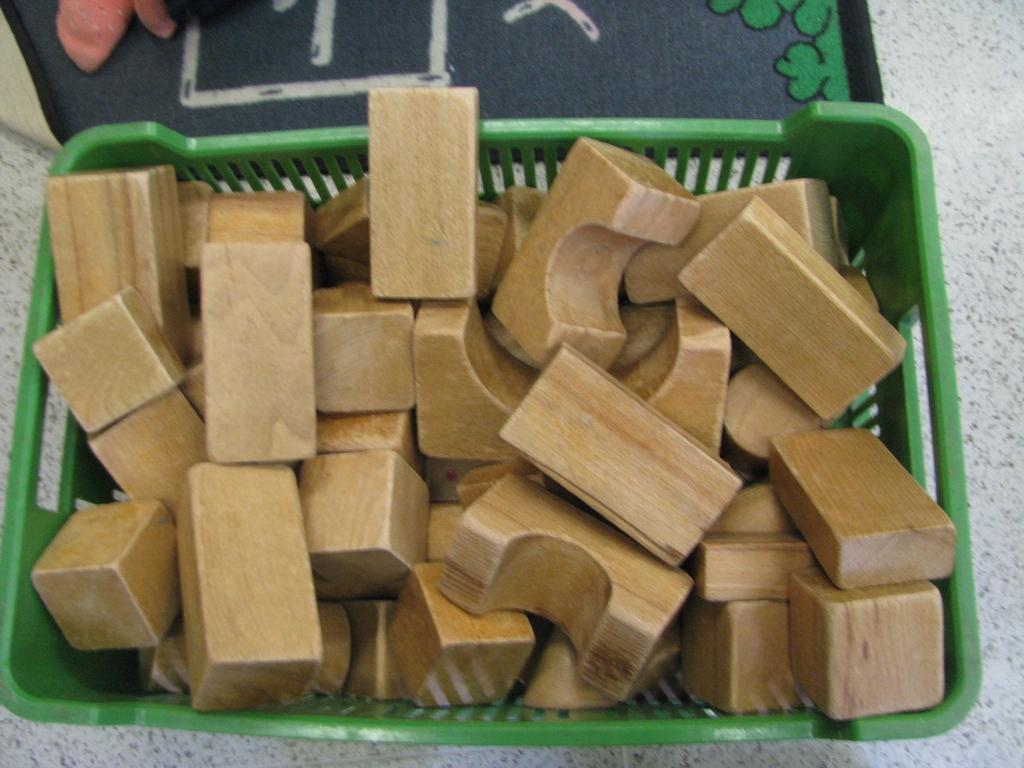 Věc doličná aneb dřevěné kostky