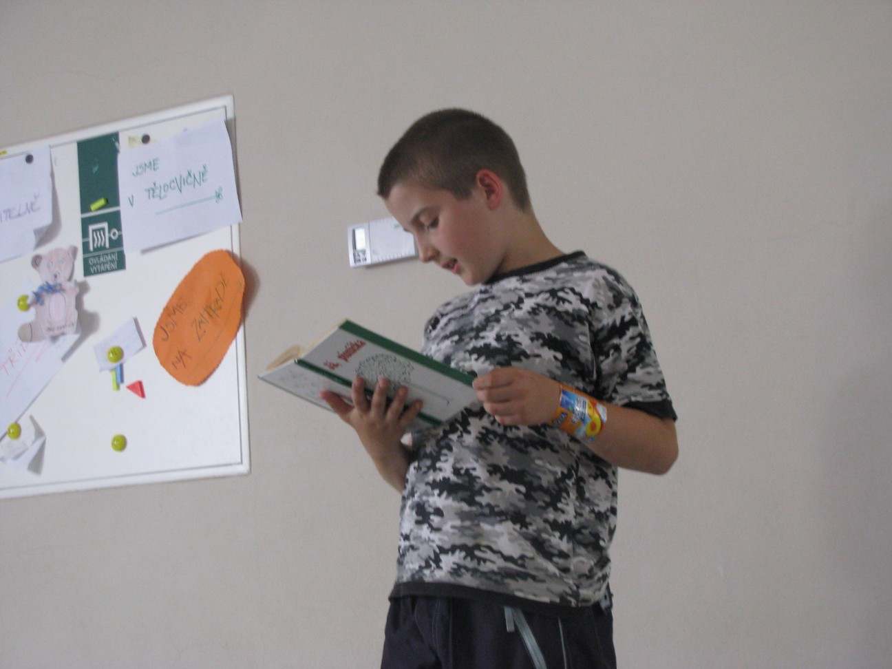 "Michal Potrusil a ""Já, písnička"""